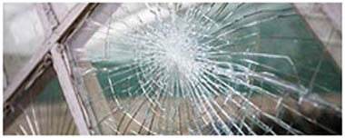 Hoddesdon Smashed Glass